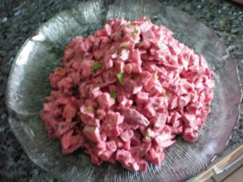 salat rote bete salat rezept mit bild. Black Bedroom Furniture Sets. Home Design Ideas