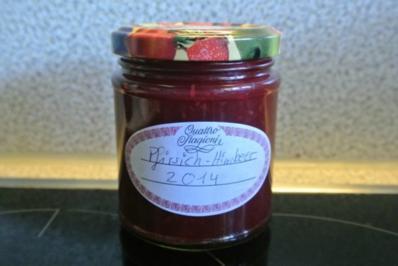 8 himbeer pfirsich marmelade rezepte. Black Bedroom Furniture Sets. Home Design Ideas