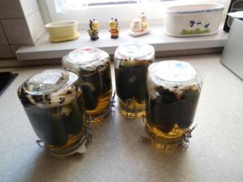 47 gew rzgurken ohne einkochen rezepte. Black Bedroom Furniture Sets. Home Design Ideas