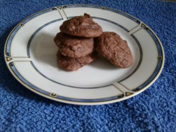 weight watchers schokoladen cookies rezept. Black Bedroom Furniture Sets. Home Design Ideas