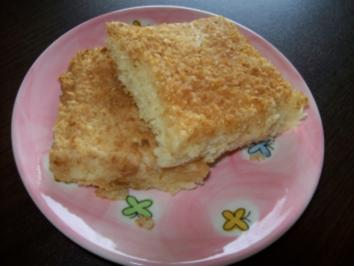 Kokoskuchen (Blechkuchen)